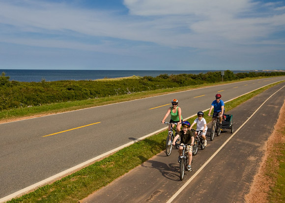 Gulf Shore Parkway, Prince Edward Island National Park