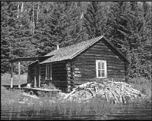 Old Grey's Cabin