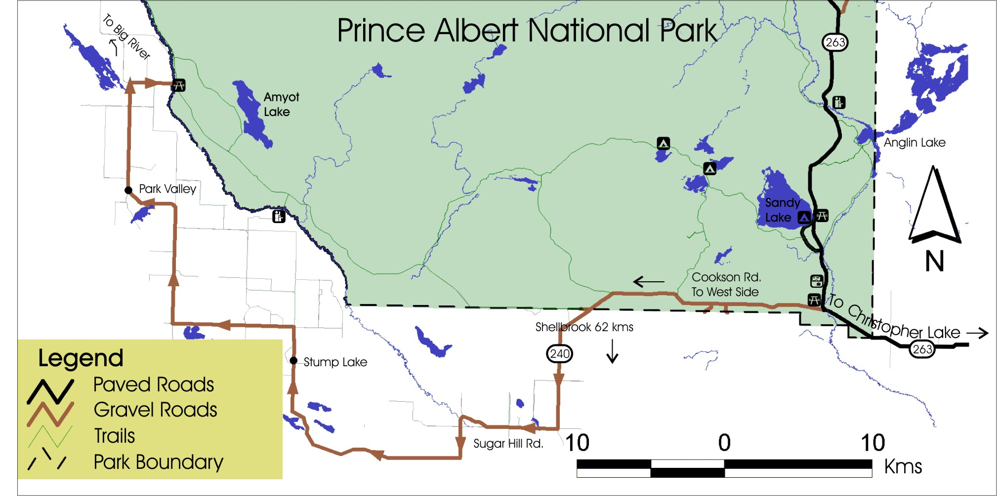 Prince Albert (SK) Canada  city pictures gallery : Prince Albert National Park Of Canada Photos Saskatchewan Canada | HD ...