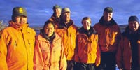 Parks Canada Staff